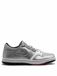 Nike Court Force Low Basic sneakers - Metallic