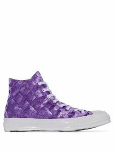 Converse X GOLF le FLEUR Chuck Taylor 70 sneakers - Purple
