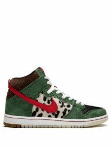 Nike SB Dunk High Pro QS sneakers - Green
