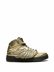 Adidas JS Wings sneakers - Metallic