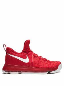 Nike Zoom KD 9 sneakers - Red