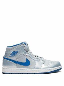 Jordan Air Jordan 1 Mid sneakers - Silver