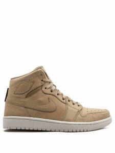 Jordan Air Jordan 1 Pinnacle high top sneakers - Brown