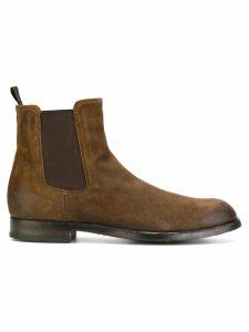 Officine Creative Tempus boots - Brown