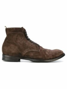 Officine Creative Anatomia boots - Brown