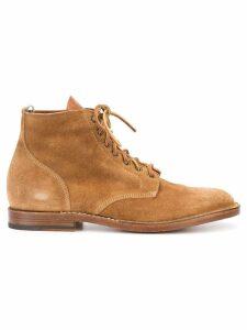 Officine Creative Victoria boots - Brown