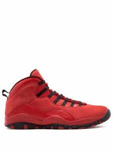 Jordan Air Jordan 10 Retro HOH sneakers - Red