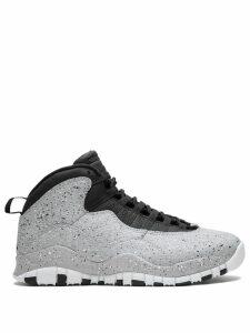 Jordan Air Jordan 10 sneakers - Grey