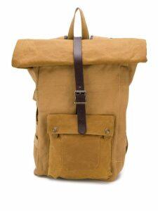 Filson roll-top backpack - Brown