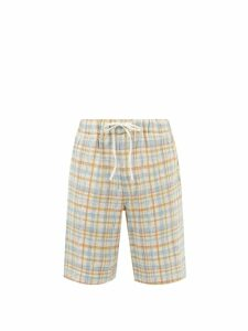 Off-white - Off Court High Top Suede Trainers - Mens - White