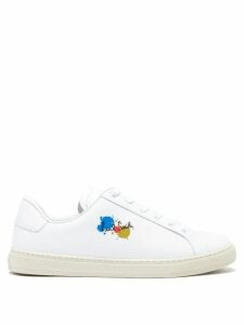 Guidi - Leather Hiking Boots - Mens - Burgundy