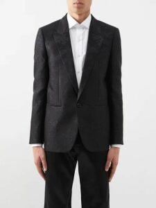Versace - Chain Reaction Calf Hair Trainers - Mens - Red Multi