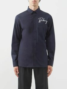 Gucci - Floral-jacquard Velvet Drawstring Backpack - Mens - Green
