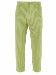 Burberry - Tb-monogram Technical-twill Backpack - Mens - Red Multi