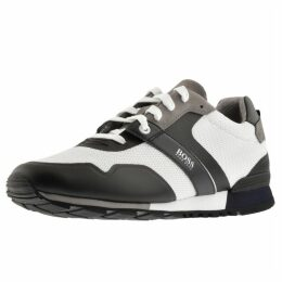 BOSS Athleisure Parkour Runn Trainers White