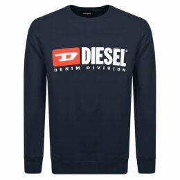 Diesel Division Sweatshirt Navy