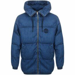 MCQ Alexander McQueen Parka Jacket Blue