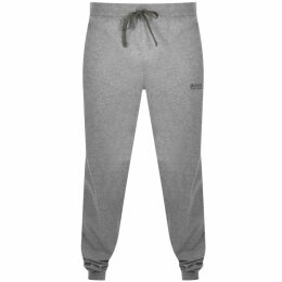Luke 1977 Quilted Hooded Jacket Black