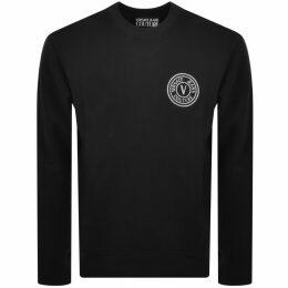 Ralph Lauren Half Zip Logo Sweatshirt Navy