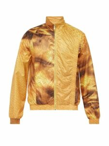 Cottweiler - Monogram Technical Track Jacket - Mens - Gold
