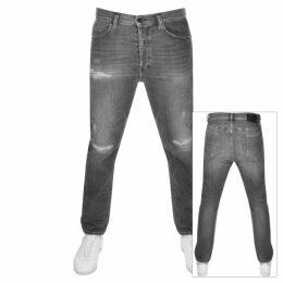 Diesel D Eetar 0890F Jeans Grey