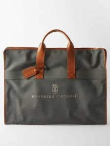 Barena Venezia - Olivio Wool Blend Jacket - Mens - Grey