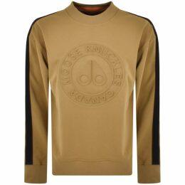 EA7 Emporio Armani Core ID Sweatshirt Grey