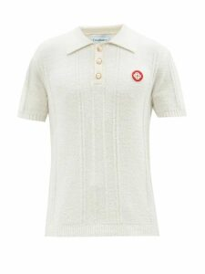 Gucci - Tiger Jacquard Wool Blend Sweater - Mens - Green White