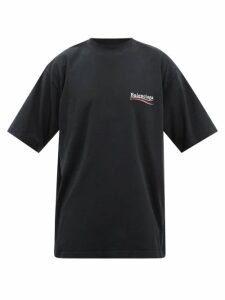 Prada - Geometric Patterned Wool Blend Sweater - Mens - Black Brown