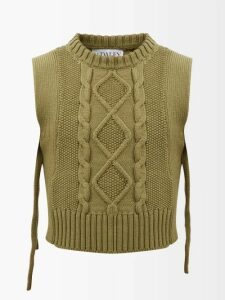 Balmain - Velvet Trim Distressed Slim Leg Jeans - Mens - Black