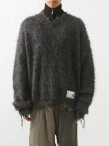 Palm Angels - Logo Print Cotton Blend Track Jacket - Mens - Blue