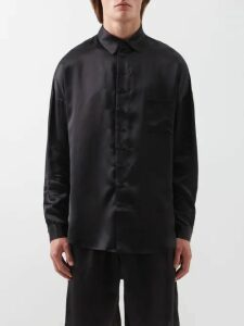 Paul Smith - Turned Up Cuff Cotton Slim Fit Trousers - Mens - Beige