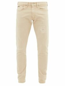 Neil Barrett - Fitted Cuff Tailored Trousers - Mens - Black