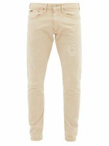 Neil Barrett - Fitted Cuff Tailored Trousers - Mens - Black