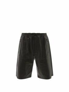 A.p.c. - Alan Raw Hem Straight Leg Jeans - Mens - Blue