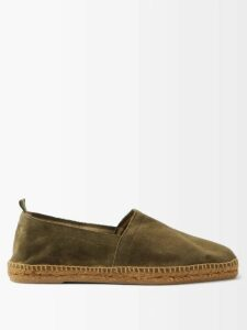Paul Smith - Character Print Embroidered Cotton Sweatshirt - Mens - Grey