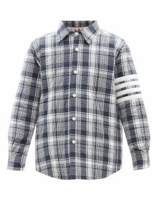 Balmain - Biker Cotton Jersey Track Pants - Mens - Black
