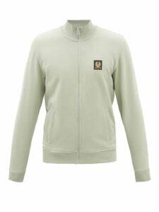 Dolce & Gabbana - Logo Plaque Slim Fit Jeans - Mens - Black