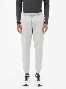 Officine Générale - Wide Gauge Knitted Wool Roll Neck Sweater - Mens - Black
