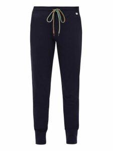 Paul Smith - Cotton Jersey Pyjama Trousers - Mens - Navy