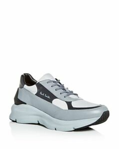 Paul Smith Men's Explorer Color-Block Low-Top Sneakers