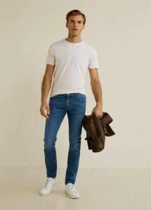 Skinny overcast wash Jude jeans