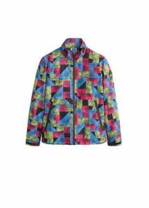 Mistral printed jacket