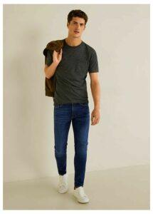 Skinny dark wash Jude jeans