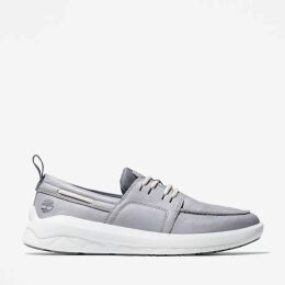 Timberland Bradstreet Oxford For Men In Grey Grey, Size 12.5