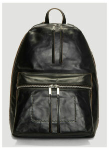 Rick Owens Sisyphus Backpack in Black size One Size