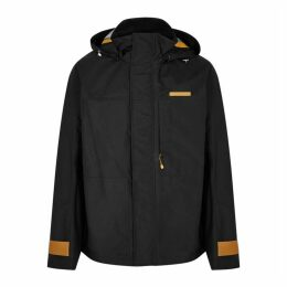 Helmut Lang Black Water-resistant Shell Jacket