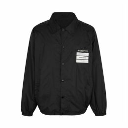 Maison Margiela Black Shell Jacket