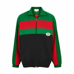 Gucci Panelled Shell Jacket