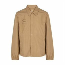 Helmut Lang Brown Shell Jacket